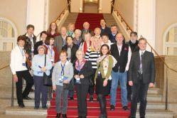 Besuch Kolpingfamilie Oberschl. am 27.01.16