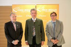 Besuch von Vertretern der Justizgewerkschaft am 29.06.16