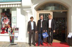 Foto Besuch Parfmerie Wiedemann am 24.02.17