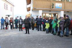 Foto Erffnung Dorfladen Bayersoien am 21.01.17