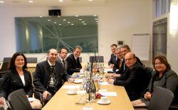 Treffen Audi Landtag