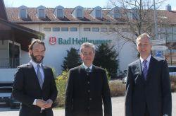 Unternehmensdialog Bad Heilbrunn