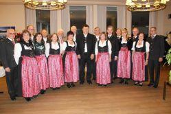 Weihnachtsfeier d. Sudetendeutschen am 11.12.16 2