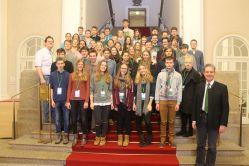 foto besuchergruppe gabriel-von-Seidel-Gymnasiums2