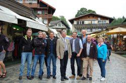 foto souvenirverkufer berchtesgaden